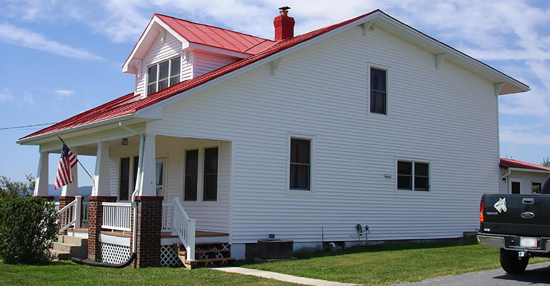 How To Install An Awning On A Vinyl Siding House ...